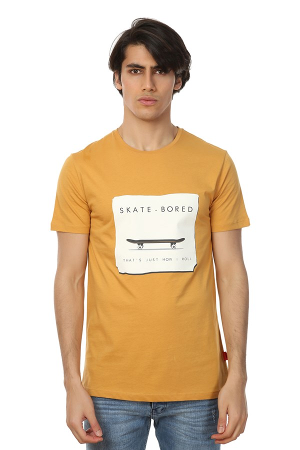 JOHN FRANK EIGHTY FIVE T-SHIRT MULTICOLOR